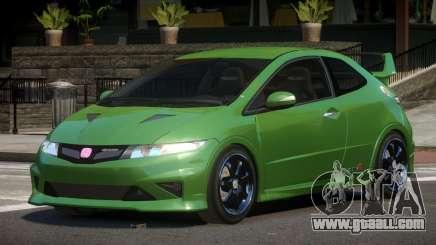 Honda Civic Type R V1.3 for GTA 4