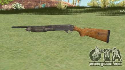 Shotgun (RE 3 Remake) for GTA San Andreas