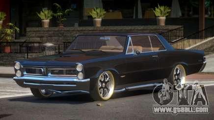 1967 Pontiac GTO V1.1 for GTA 4