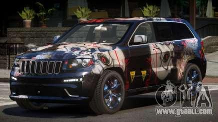 Jeep Grand Cherokee ST PJ3 for GTA 4