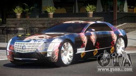 Cadillac Sixteen V1.2 PJ3 for GTA 4