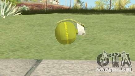 M67 Grenade (Hunt Down The Freeman) for GTA San Andreas