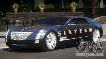 Cadillac Sixteen V1.2 for GTA 4