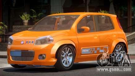 Fiat Novo Uno RS for GTA 4
