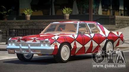 1974 Dodge Monaco ST PJ2 for GTA 4