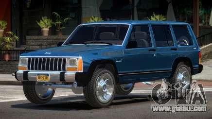 1990 Jeep Cherokee V1.0 for GTA 4