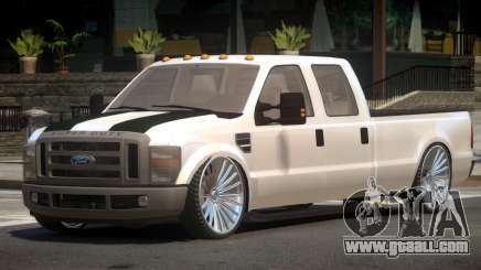 Ford F350 S-Tuned for GTA 4