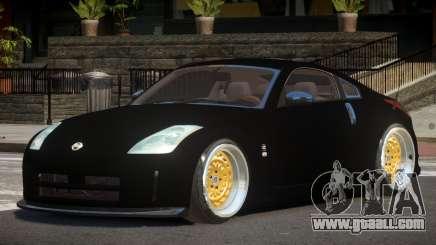 Nissan 350Z LT for GTA 4