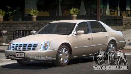 Cadillac DTS V1.1 for GTA 4
