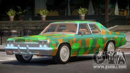 1974 Dodge Monaco ST PJ4 for GTA 4