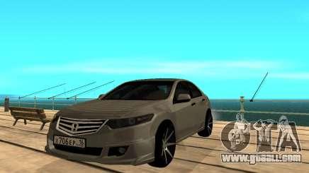 Honda Accord 2008 for GTA San Andreas