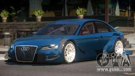 Audi A4 GTS for GTA 4