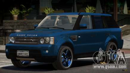 Land Rover Sport ST for GTA 4