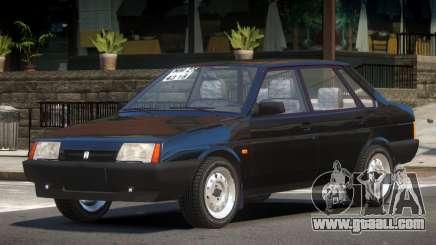 VAZ 21099 Sstock for GTA 4