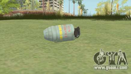M34 Grenade (Rising Storm 2: Vietnam) for GTA San Andreas