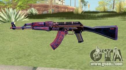 AKM (Phantom Phenom) for GTA San Andreas