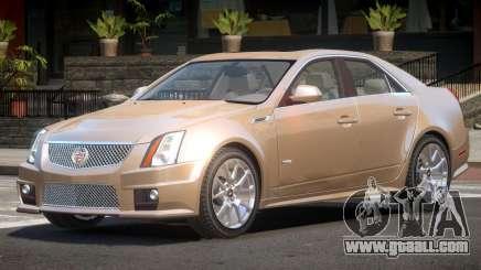 Cadillac CTS-V SE for GTA 4