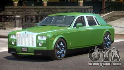 Rolls-Royce Phantom V1.0 for GTA 4