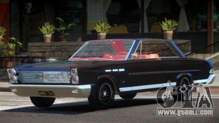 1964 Ford Mercury for GTA 4