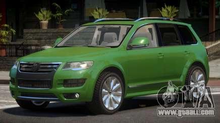 Volkswagen Touareg Edit for GTA 4