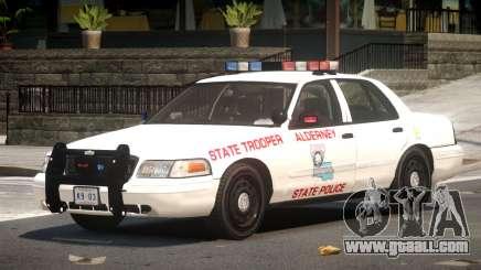 Ford Crown Victoria Police V2.2 for GTA 4