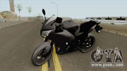 Honda CBR300R for GTA San Andreas