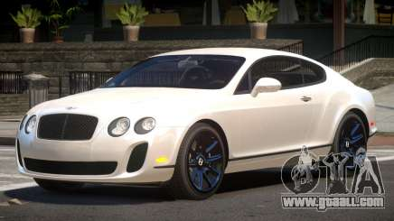 Bentley Continental Tuned for GTA 4
