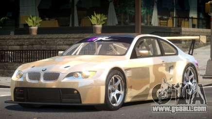 BMW M3 GT2 S-Tuning PJ1 for GTA 4