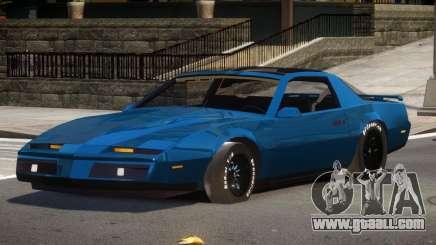 Pontiac Trans Am RS for GTA 4