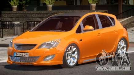 Opel Astra V1.3 for GTA 4
