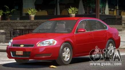 Chevrolet Impala LS V1.0 for GTA 4