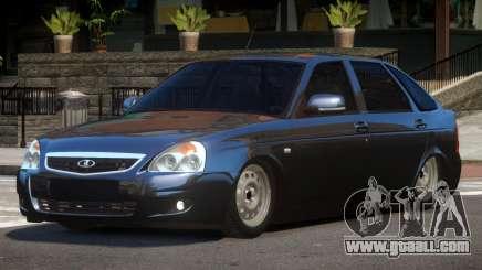 Lada Priora 2172 LT for GTA 4