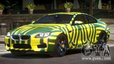 BMW M6 F13 RS PJ1 for GTA 4