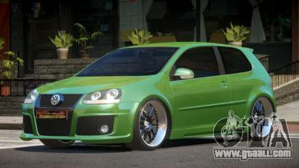Volkswagen Golf GTI R-Tuned for GTA 4