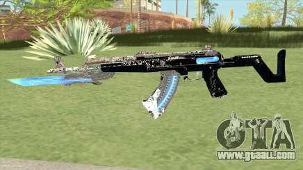 AKM (Dark Matter) for GTA San Andreas