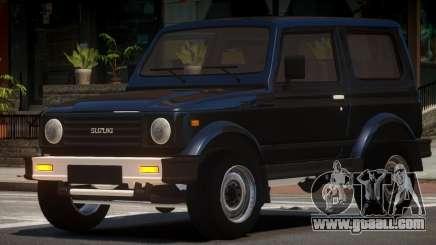 Suzuki Samurai ST for GTA 4