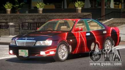 Nissan Laurel ST PJ2 for GTA 4