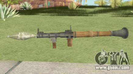 RPG-7 (COD 4: MW Edition) for GTA San Andreas