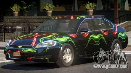 Chevrolet Impala LS V1.0 PJ4 for GTA 4