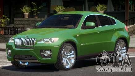 BMW X6 Edit V1.0 for GTA 4