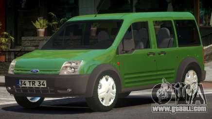 Ford Transit V1.0 for GTA 4