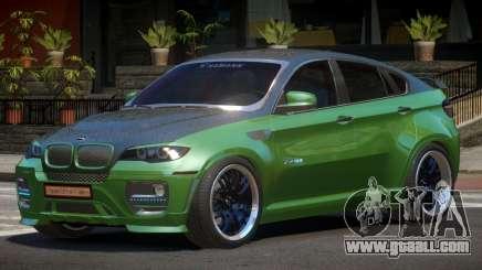 BMW Х6 L-Tuned for GTA 4