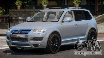 Volkswagen Touareg LT for GTA 4