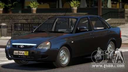 Lada Priora LS for GTA 4