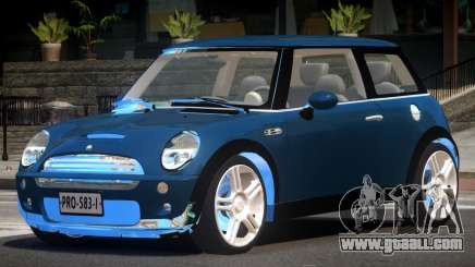Mini Cooper S V1.2 for GTA 4