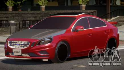 Volvo S60 Tuning for GTA 4