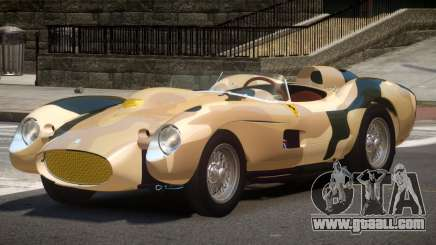 Ferrari Testa Rossa GT PJ3 for GTA 4