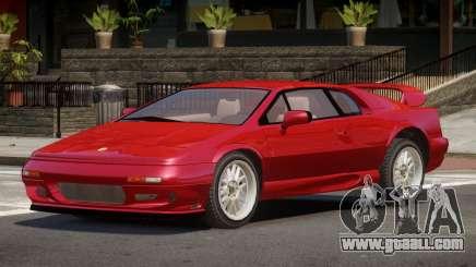 Lotus Esprit V1.2 for GTA 4