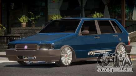 Fiat Uno V1.0 for GTA 4