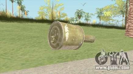 RPG-40 (Fog Of War) for GTA San Andreas